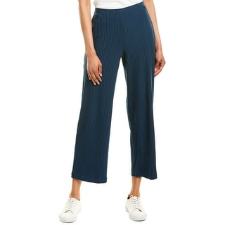 Link to Eileen Fisher Cropped Wide Leg Pant Similar Items in Pants