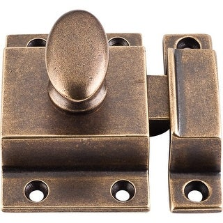 Top Knobs M1785 Additions Collection 2 Inch German Bronze Cabinet Latch