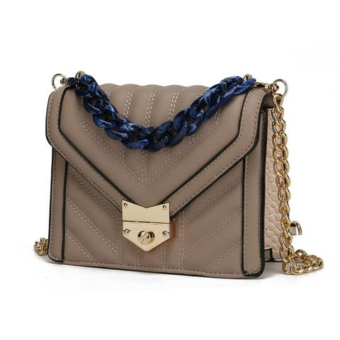 Mkf Collection Darli Small Crossbody Bag By Mia K