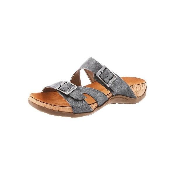 Bearpaw Casual Shoes Womens Maddie Buckle Sandal Cork Platform