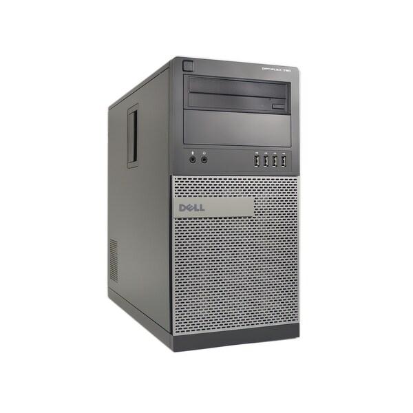 Dell OptiPlex 790-T 3.4GHz Core i7 CPU, 16GB RAM, 2TB HDD, Windows 10 Computer (Refurbished)