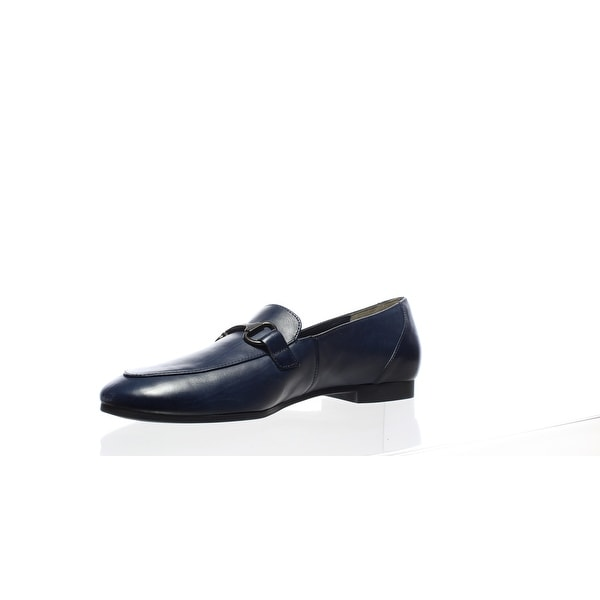 Paul Green Womens Tosi Navy Leather