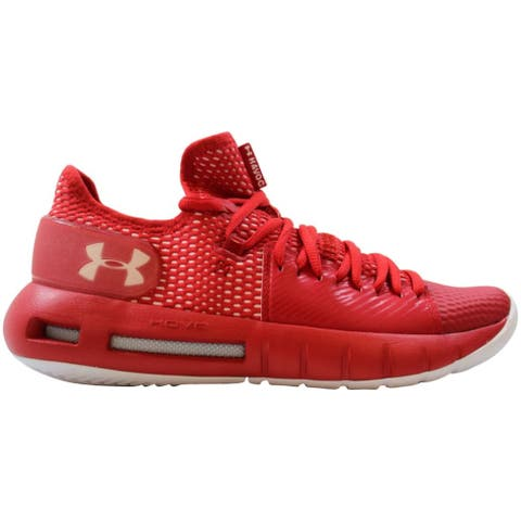 Under Armour Hovr Havoc Low Red 3020618-600 Men's