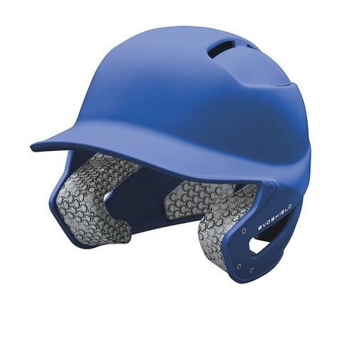 EvoShield Impact Travel Ball Junior Batter's Helmet (Royal Blue)