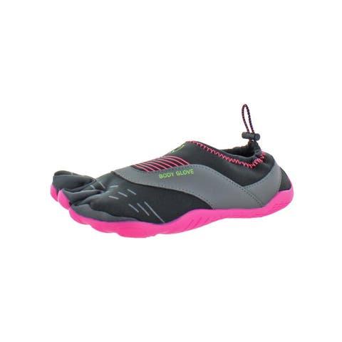 9ba8a5065a4 Body Glove Womens Barefoot Cinch Water Shoes IDS Technology Three-Toe