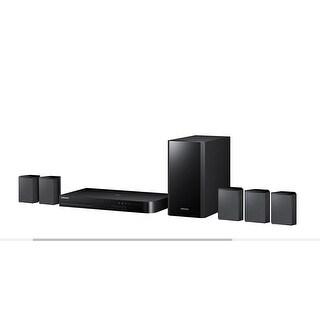 Samsung HT-J4500W 5.1-Ch Smart Blu-ray Home Theater System - Black