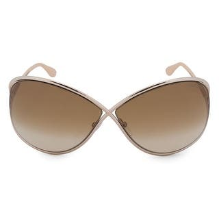 7c2e8a6c126 Tom Ford Miranda Butterfly Sunglasses FT0130 28F 68