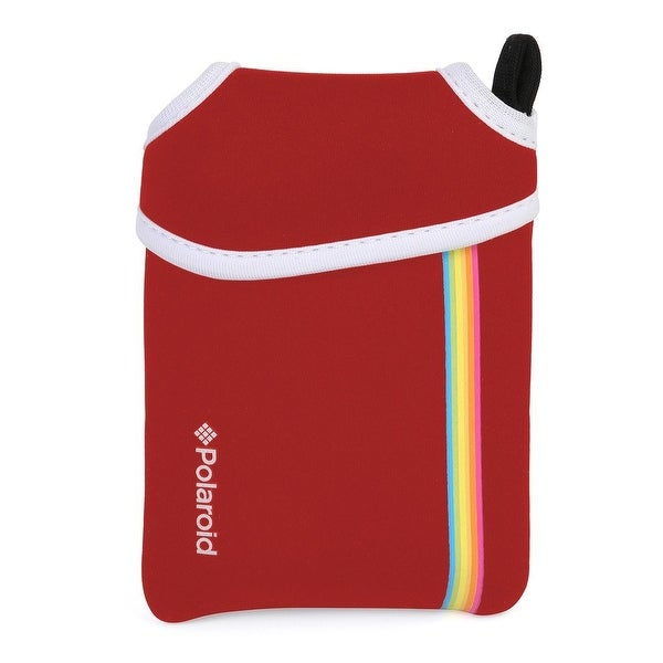 Polaroid Neoprene Pouch for The Polaroid ZIP Mobile Printer