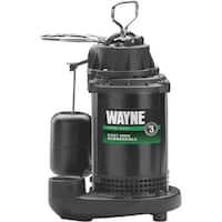 Wayne Home Equipment 1/2Hp Cast Sump Pump CDU800-56270 Unit: EACH