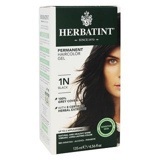 Herbatint Hair Color 1N Black 4-ounce