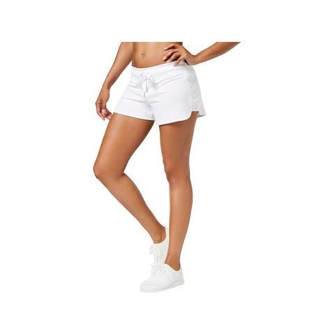 Calvin Klein Performance Womens Shorts Yoga Fitness