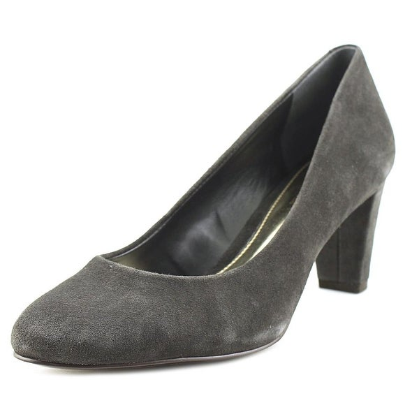 Lauren Ralph Lauren Hala Women Charcoal Pumps