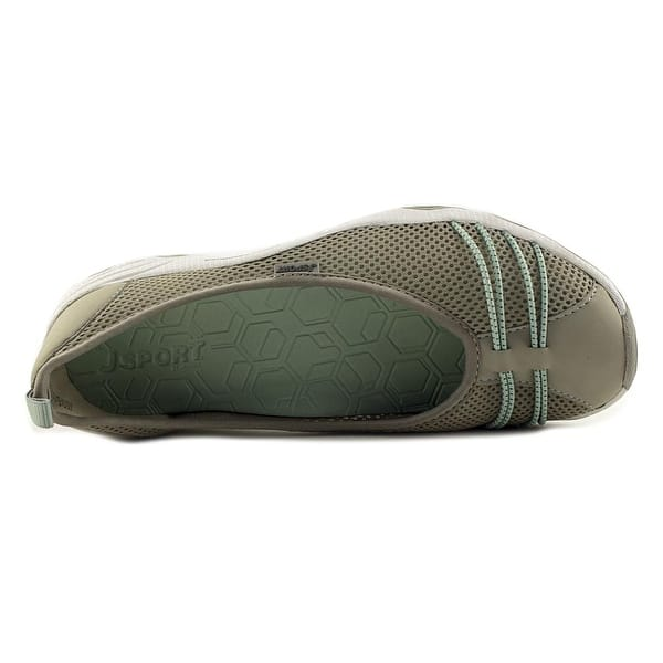 shop pick up exclusive shoes Shop JSport by Jambu Spin Encore Women Round Toe Synthetic Gray ...