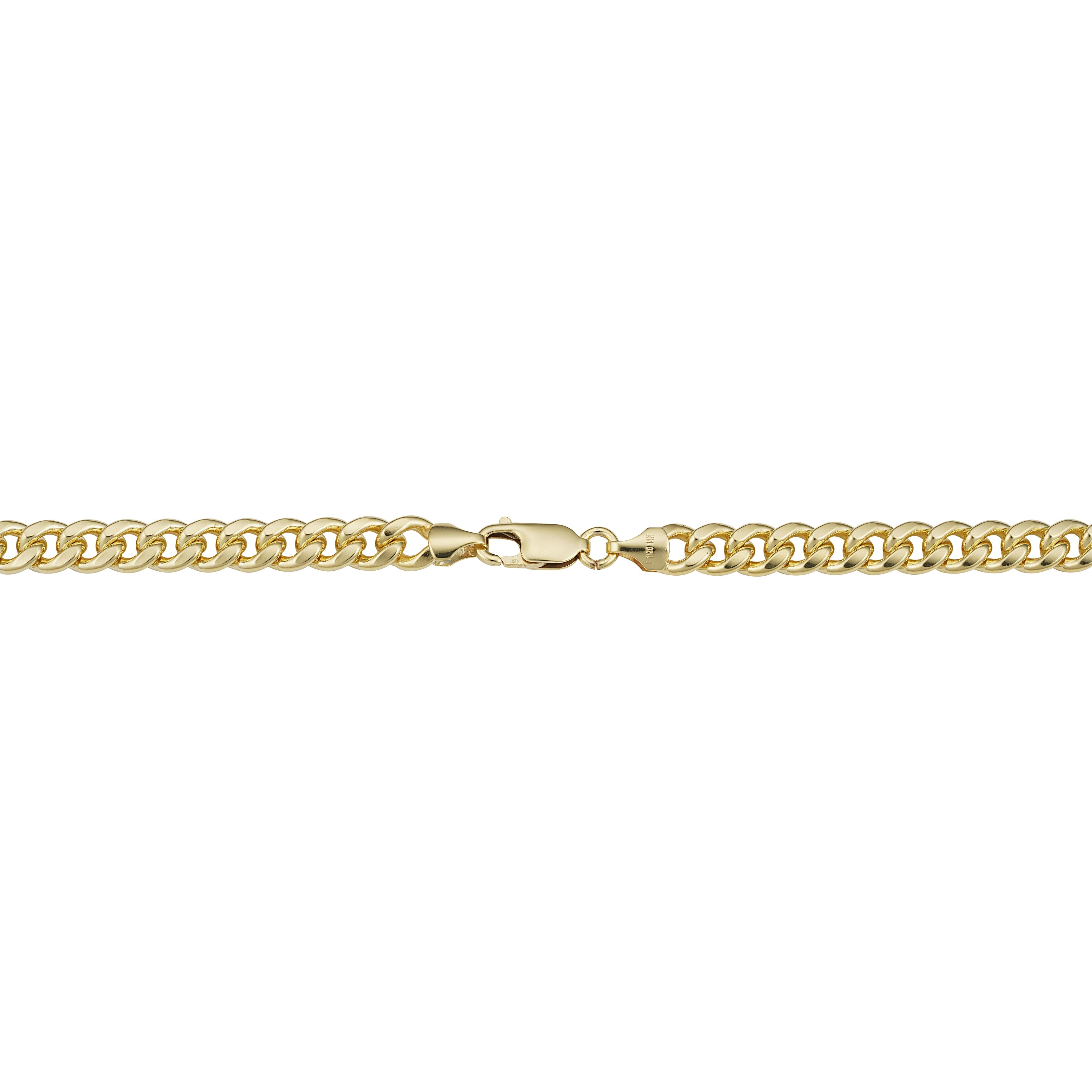 """Details about  /20/""""MEN 14K WHITE GOLD FINISH 14MM MIAMI CUBAN CURB LINK CHAIN NECKLACE*BN6"""