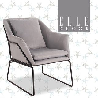 Link to Elle Decor Odile Accent Chair Similar Items in Accent Chairs