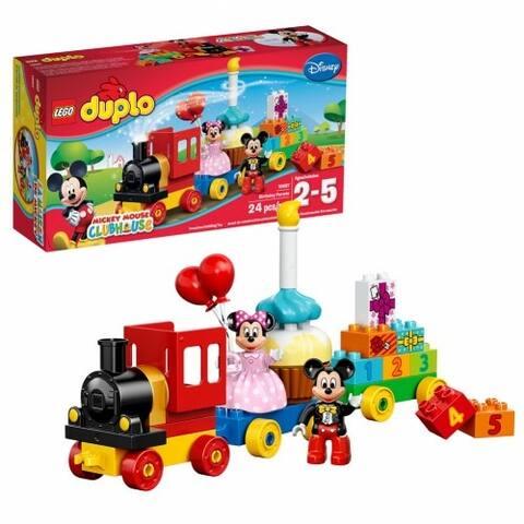 LEGO DUPLO Disney Mickey & Minnie Birthday Parade (10597)