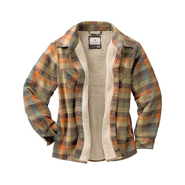 1f5e0eecf Shop Legendary Whitetails Women s Open Country Plaid Shirt Jacket ...