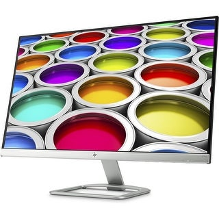 "HP 27EA 27"" IPS with LED backlight Full HD 1920x1080 VGA HDMI inputs w/ speakers"