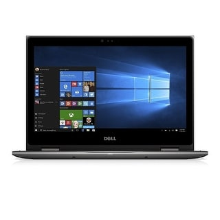 Dell Inspiron 13 5379 13.3-in Refurb Laptop - Intel i7 1.80 GHz 8GB 256GB SSD Win 10 Home - Bluetooth, Webcam, Touchscreen