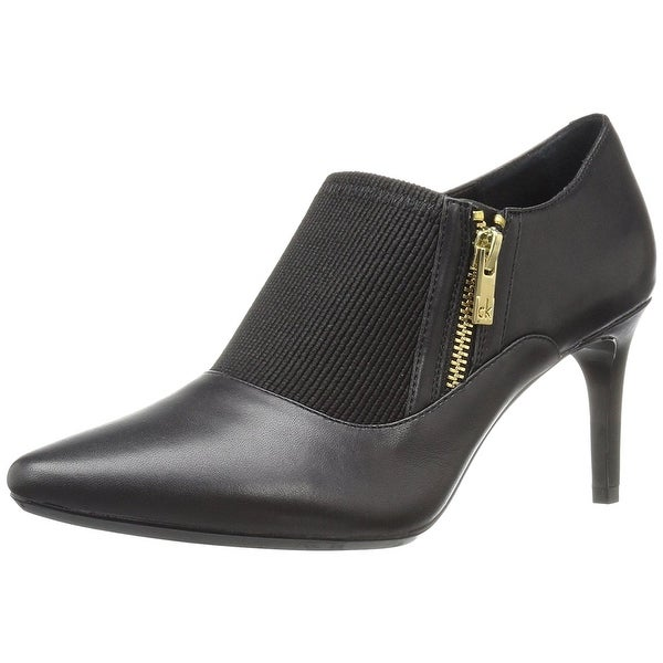 Calvin Klein Womens jalana Pointed Toe Classic Pumps