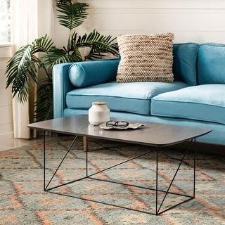 Safavieh Rylee Rectangle Coffee Table