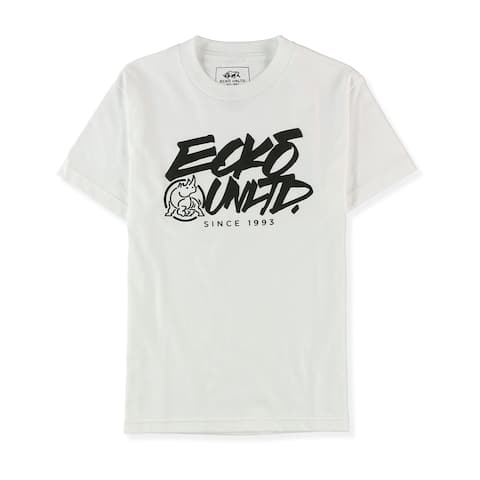 Ecko Unltd. Mens Stack Tag Graphic T-Shirt