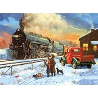 "Home For Christmas - Paint By Number Kit 15.375""X11.25"""