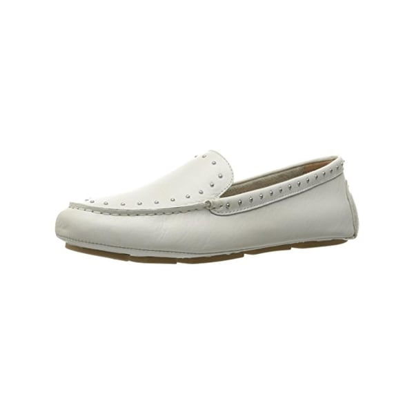 Calvin Klein Womens Lolly Loafers Signature Flats