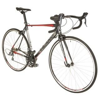 Vilano FORZA 4.0 Aluminum Road Bike - Shimano Claris STI Shifters (4 options available)