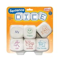 Junior Learning JRL530 Sentence Soft Dice