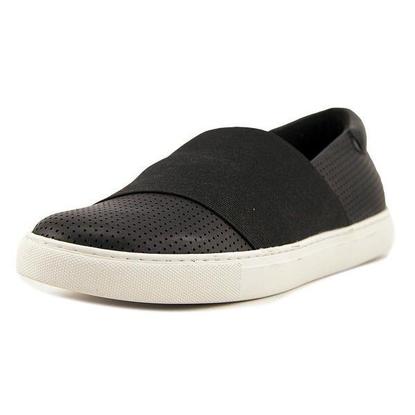 Kenneth Cole NY Kingliest Black Sneakers Shoes