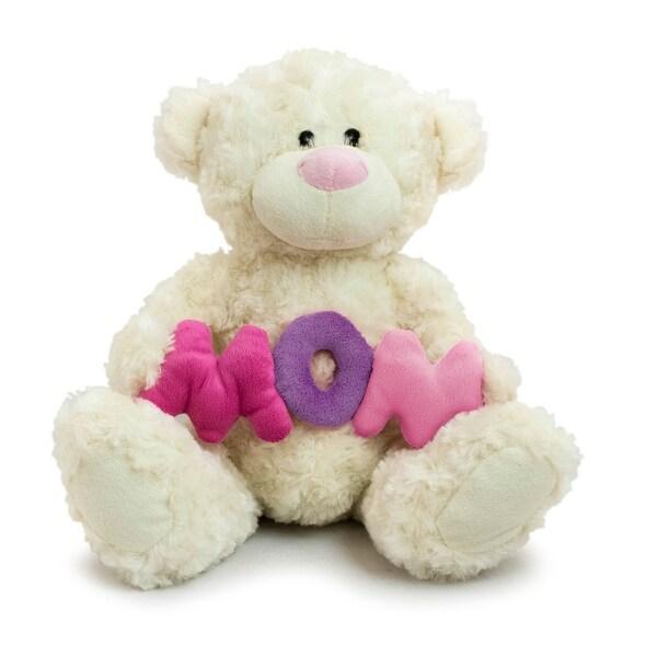 "Beverly Hills Teddy Bear Company ""Mom"" Bear, 10"""