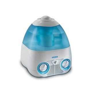 Vicks V3700 Starry Night Cool Mist Humidifier - White/Blue