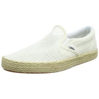 Vans Mens Classic Slip On Low Top Slip On Fashion Sneaker