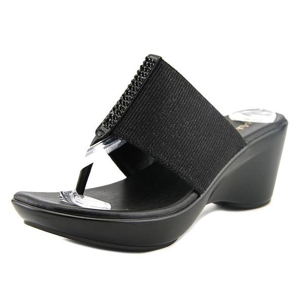 Athena Alexander Reece Women Black Sandals