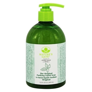 Nature's Gate Liquid Soap Purifying 12.5-ounce