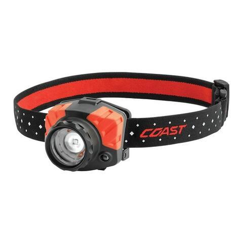 Coast 21328 FL85 LED Headlamp, Black, 540 lumens
