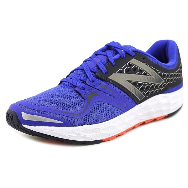 New Balance MVNG Men Round Toe Synthetic Blue Sneakers