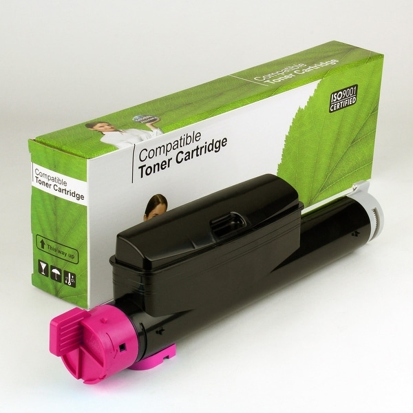 Value Brand replacement for Xerox Phaser 6360 Magenta Toner (12,000 Yield)