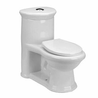 Child's White Round Small Toilet Renovator's Supply