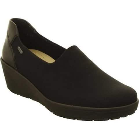 ara Women's Nicky 47697 Rain Shoe Black Fabric