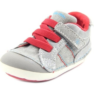 Stride Rite Goodwin   Round Toe Canvas  Sneakers