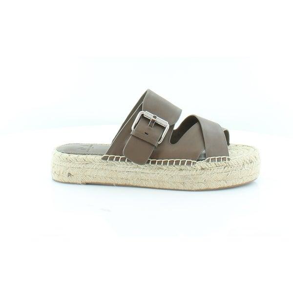 Marc Fisher Venita Women/'s Sandals Medium Green