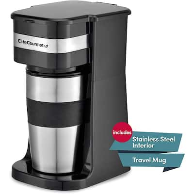 Elite Gourmet Single Serve Coffee Maker EHC111A