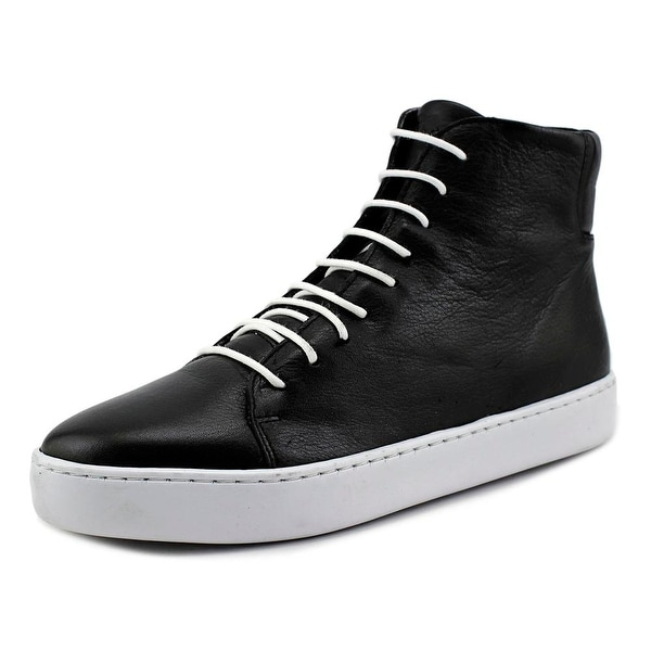 Sixtyseven 7714 Men Black/White Sneakers Shoes