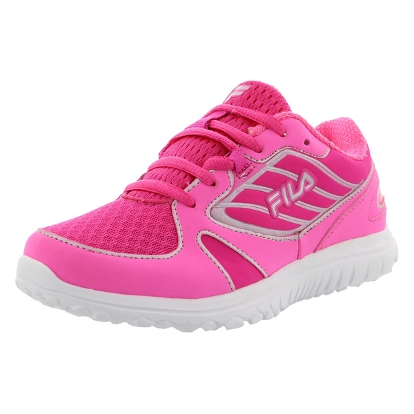 873767b1f258 Shop Fila Boomers Running Girl s Shoes Size - Free Shipping On ...