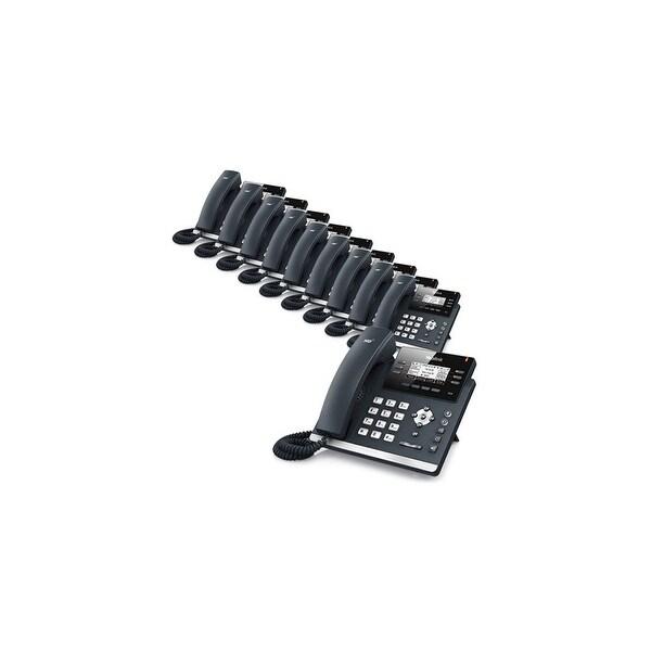 Yealink SIP-T42G (10 Pack) Ultra-Elegant Gigabit IP Phone