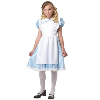 California Costumes Alice in Wonderland Child Costume - Blue