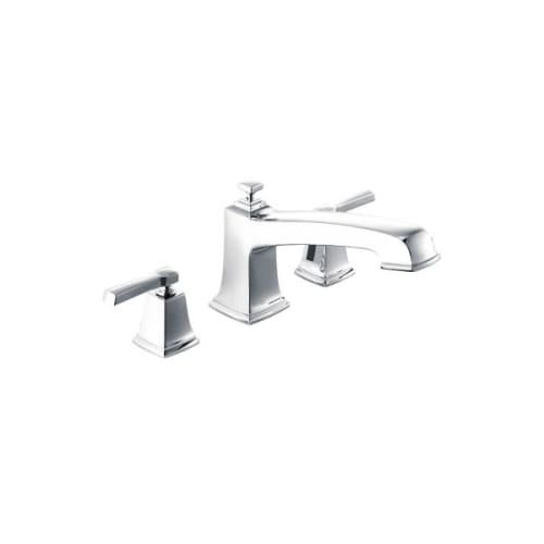 Moen T623 Boardwalk Roman Tub Faucet Trim - Free Shipping Today ...