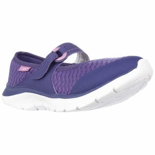 Easy Spirit Mariel Comfort Mary Jane Walking Shoes - Purple Multi